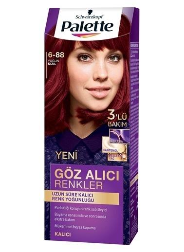 Palette Palette Yoğun Göz Alıcı Renkler Saç Boyası 6-88 Renkli